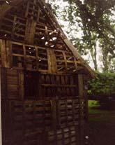 Installations jardin for Cabane au fond du jardin laurent gerra
